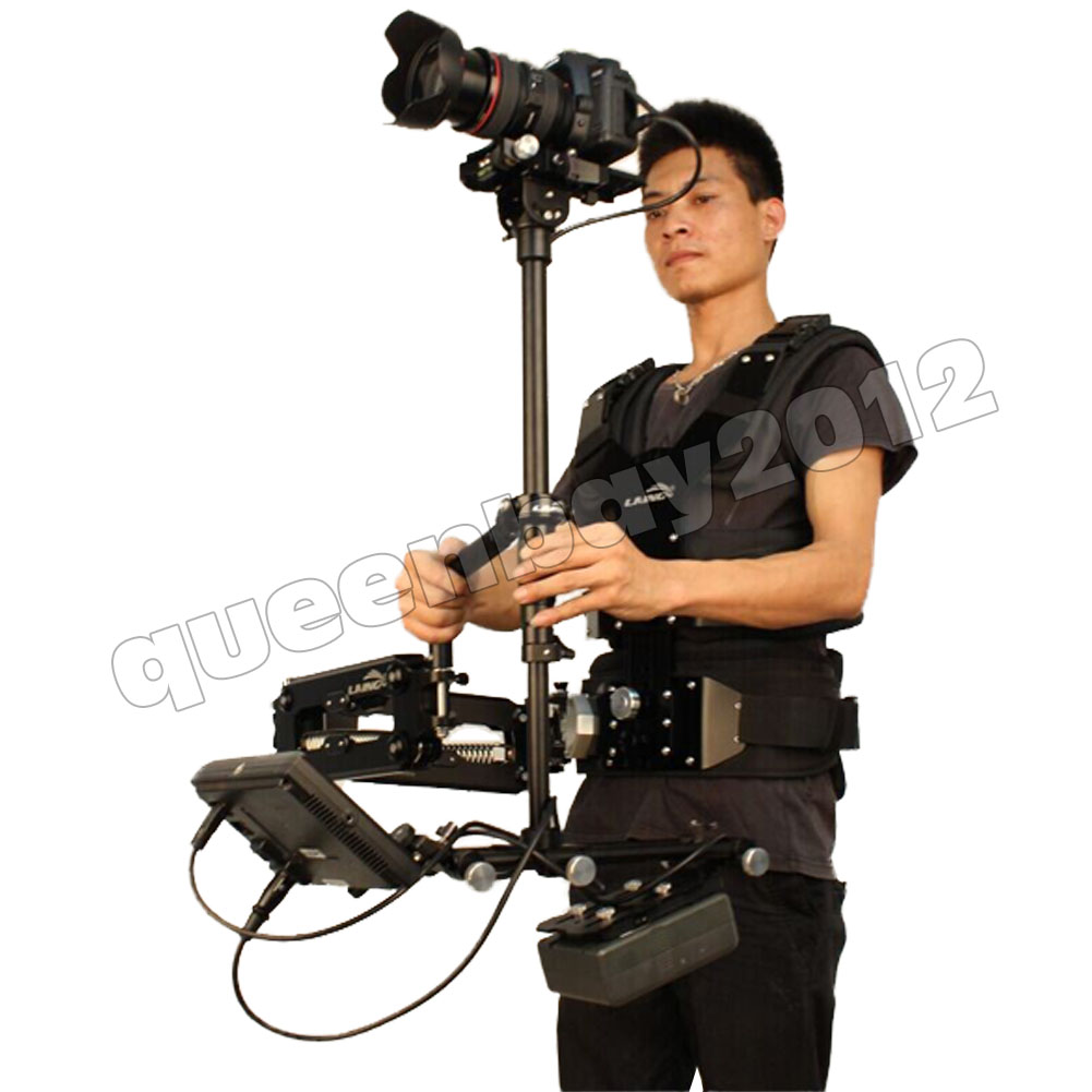 Camera Dslr Video Camera Stabilizer 1 15kg laing m30p big steadicam b7 stabilizer vest arm steadycam 2015 with and x15 system for video camera dslr support monitor am