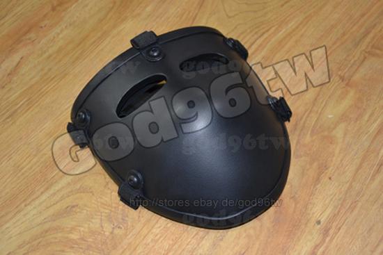 New Pe Ballistic Bullet Proof Face Mask Body Armor Nij
