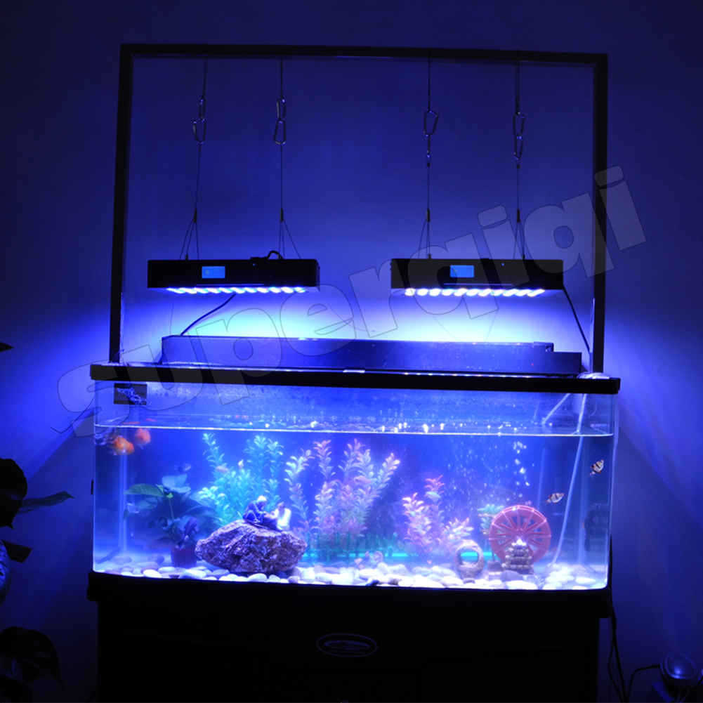 2015 new revolutionary 1x165w cree led programmable for Saltwater fish tank lights