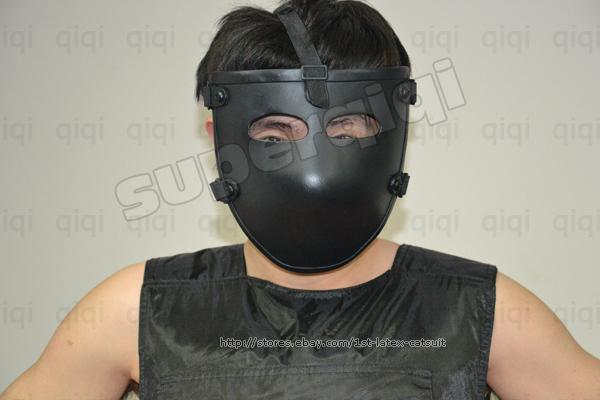 Pe Bullet Proof Bulletproof Face Mask Body Armor Nij Level