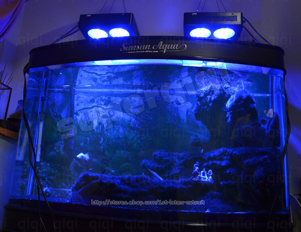 how to fix fish tank light