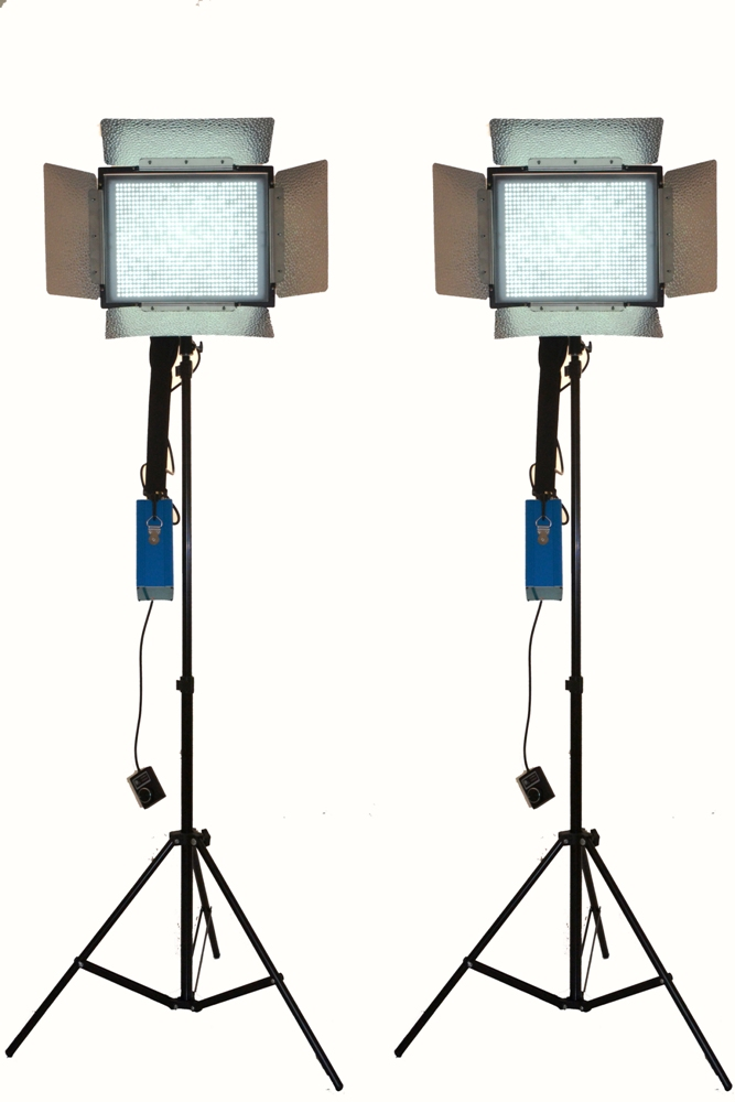 How to Fine Tune Incandescent Studio Lamps