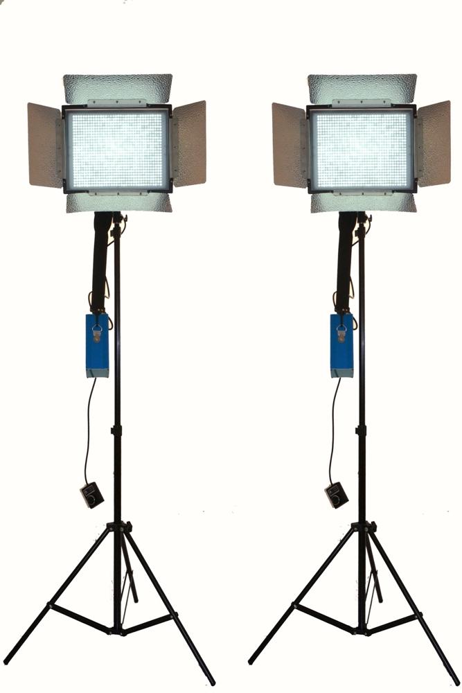 How to Fine Tune Incandescent Studio Lamps