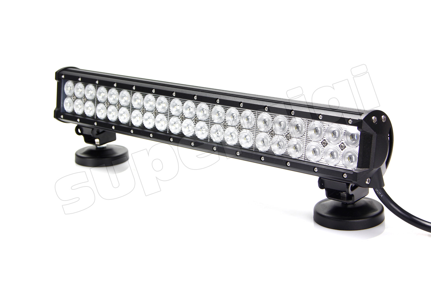 20 u0026quot  126w cree led light bar off road work 10500lm atv utv jeep suv truck 4wd hid