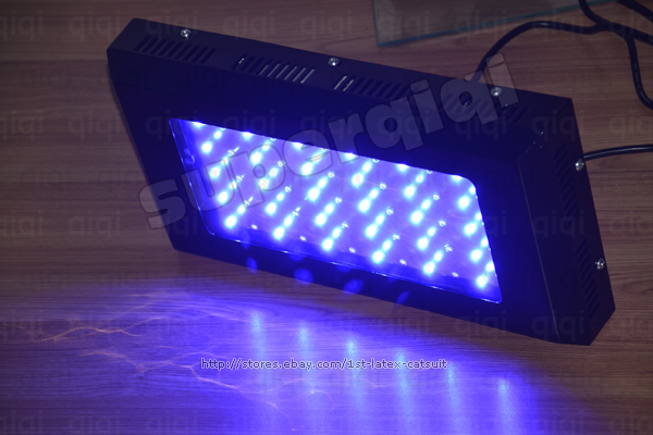 New dimmable 1pc x 120w led aquarium tank light marine for Black light for fish tank