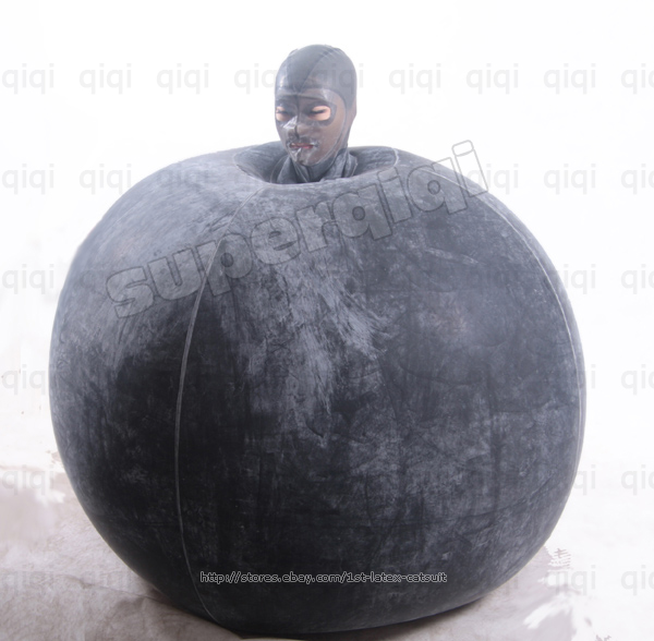 inflatable rubber suit eBay