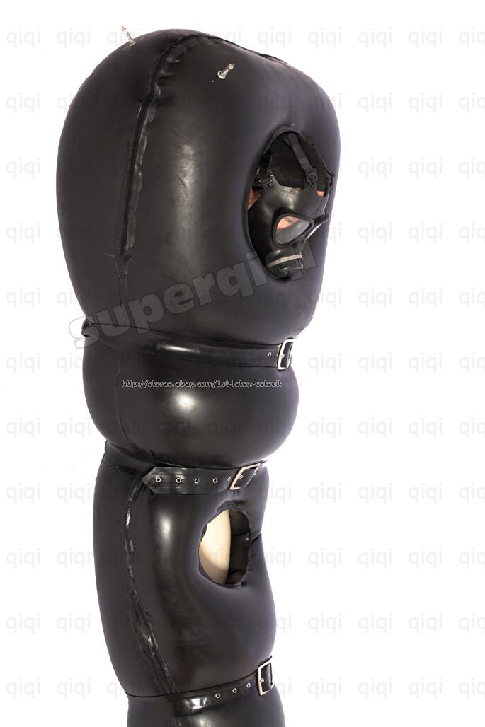 Latex/Rubber/Gummi .4mm Inflatable Bodybag Sleep sack ...